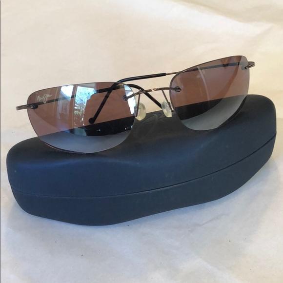 f8e26c9836e1 Maui Jim Accessories | Mauijim Sport Titanium Sunglasses | Poshmark